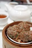 Meat balls is delicious Chinese food