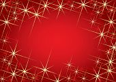 Stars Background (vector). In the gallery also available XXL jpeg image made from this vector