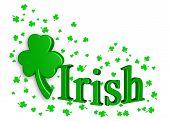 Irish Shamrock Logo