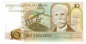 Bill 10 cruzeiro de Brasil