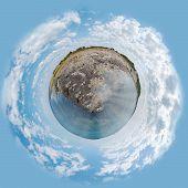 Torekov Panorama Planet