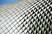 Singapore's iconic building often called the durian building due to its design. the espenade is an a