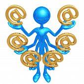 Handling Multiple Email