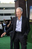 LOS ANGELES - SEP 19: Clint Eastwood at the Premiere of 'Trouble With The Curve' on September 19, 20