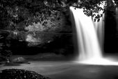 Haew Suwat Waterfall Khao Yai Thailand