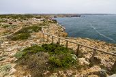 Beautiful Coastline Of Sagres