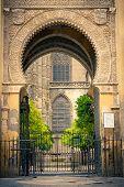 Gate to La Giralda, Sevilla, Spain