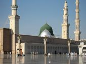 Green Dome - Prophets Mosque, Madinah