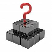 Question And Cubes