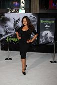 LOS ANGELES - SEP 24:  Tia Carrere arrives at the