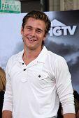 LOS ANGELES - SEP 24:  Luke Benward arrives at the
