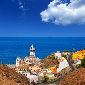 Basílica de Candelaria iglesia en Tenerife, en Canarias [Foto ilustración]