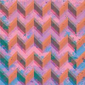 Abstract background.Raster version of vector illustration.