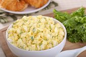 Egg Salad In A Bowl