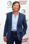 LOS ANGELES - JUN 17:  Grant Shaw arrives at the