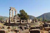 Greek Delphi