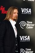 LOS ANGELES - 22 de JUN: Barry Pepper na estréia mundial de