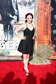 LOS ANGELES - JUN 22:  Allison Marie Volk  at the World Premiere of