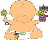 Bebé Hanukkah