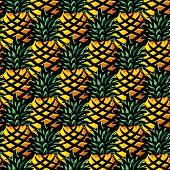 Ananas background