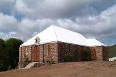 Old Methodist Church In Antigua Barbuda