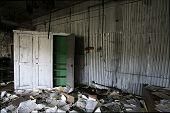 Abandoned Industrial Workshop