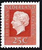 Queen of the netherlands print art.