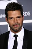 Ricky Martin at the 53rd Annual Grammy Awards, Staples Center, Los Angeles, CA. 02-13-11