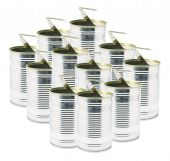 Ringpull Tin Cans