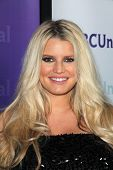 Jessica Simpson at the NBCUNIVERSAL Press Tour All-Star Party, The Athenaeum, Pasadena, CA 01-06-12