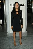 Rosario Dawson  at the Tom Ford Beverly Hills Store Opening, Tom Ford, Beverly Hills, CA. 02-24-11
