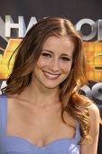 Candace Bailey at Cartoon Network's first ever