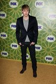 Chord Overstreet at the FOX All-Star Party, Castle Green, Pasadena, CA 01-08-12