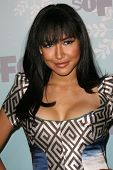 Naya Rivera at the 2011 FOX Winter All-Star Party, Villa Sorriso, Pasadena, CA. 01-11-11