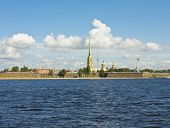 St. Petersburg, Castle Of St. Peter And Paul
