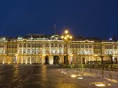 stock photo of winter palace  - St - JPG