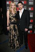 Leslie Bibb and Sam Rockwell at the 16th Annual Critics' Choice Movie Awards Arrivals, Hollywood Palladium, Hollywood, CA. 01-14-11
