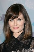 Emily Deschanel at the 2011 FOX Winter All-Star Party, Villa Sorriso, Pasadena, CA. 01-11-11