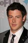 Cory Monteith at the 2011 FOX Winter All-Star Party, Villa Sorriso, Pasadena, CA. 01-11-11