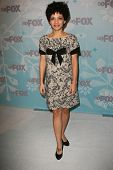 Jasika Nicole at the 2011 FOX Winter All-Star Party, Villa Sorriso, Pasadena, CA. 01-11-11