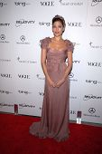 Eva Mendes  at the 2011 Art Of Elysium