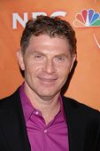 Bobby Flay at the NBC Universal  Press Tour All-Star Party, Langham Huntington Hotel, Pasadcena, CA.