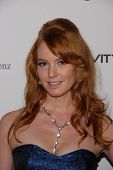 Alicia Witt  at the 2011 Art Of Elysium