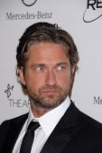 Gerard Butler at the 2011 Art Of Elysium
