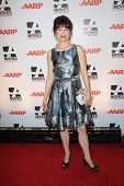 Rebecca Pidgeon  at AARP Magazine's Movies For Grownups, Beverly Wilshire Hotel, Bevely Hills, CA. 02-07-11