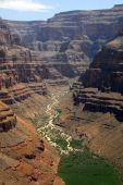 The Grand Canyon USA   Colorado River
