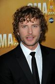 Dierks Bentley at the 44th Annual CMA Awards, Bridgestone Arena, Nashville, TN.  11-10-10