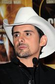 Brad Paisley at the 44th Annual CMA Awards, Bridgestone Arena, Nashville, TN.  11-10-10