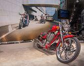 2014 Victory Jackpot, Michigan Motorcycle Show