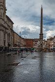 Tourists Rome